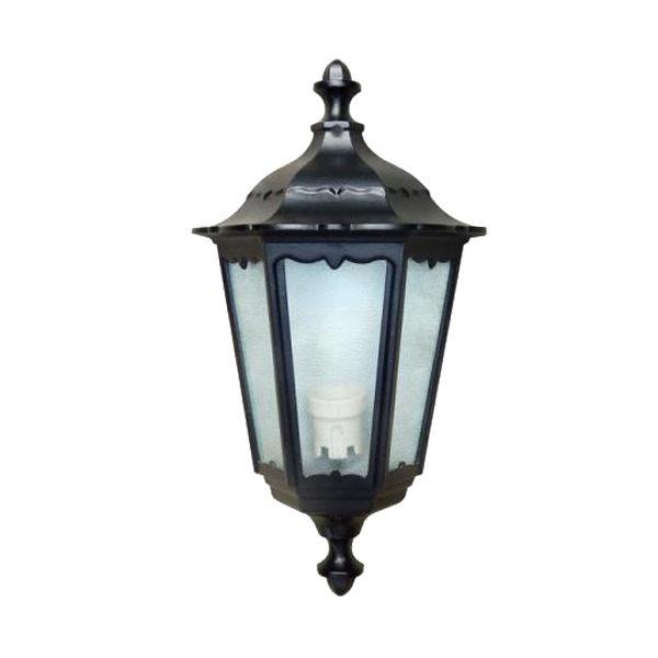 Outdoor half lanterns